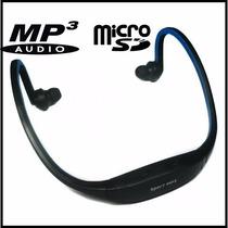 Audifonos Reproductor Mp3 Expandible A 8gb Micro Sd Tienda!!