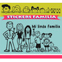Sticker Auto Familia Adhesivos Personalizados<br><strong class='ch-price reputation-tooltip-price'>$ 3.900</strong>
