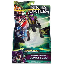 Tartarugas Ninja Filme Deluxe Donatello Brinquedo Multikids