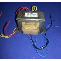 Transformador Con Derivacion Central 120 V / 2 X 3 V 2 Amp
