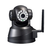 Camara Ip Wifi Celular Pc Android Apple Vga Con Movimiento