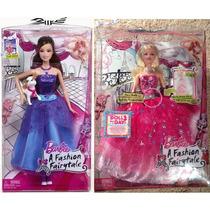 Barbie Moda E Magia E Alecia