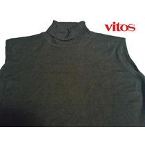 Blusa Dama Cuello De Tortuga Marca Vitos ~#1207