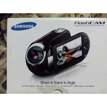 Camara Filmadora Samsung 10x Zoom Digital