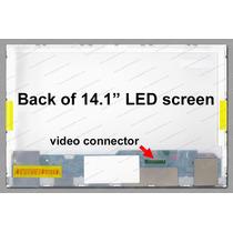Tela Lenovo Thinkpad T400 R400 14,1 Led Lcd Painel Wxga