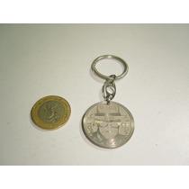 Llavero Elton John Del 2001 En Moneda De 50 Pesos