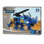 Robot Dinosaurio Triceratops, Mod Lego, 341 Pcs, Ausini