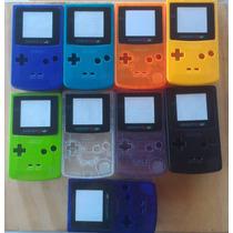 Carcaça De Reposição Completa Game Boy Color Gbc