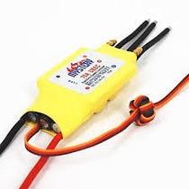 Esc Speed Control 60a Ubec 5v Brushless Turnigy Gens Ace