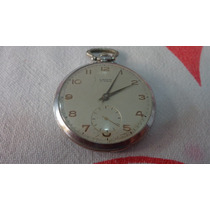 Lindo E Antigo Relógio De Bolso Suiço Marca Lanco .