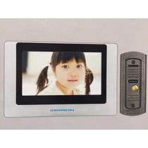 Portero Visor Hyundai Pantalla Tactil 7 Fotos Video + Cctv