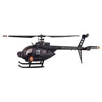 Helicoptero Controle Remoto Fx070c 4 Canais Super Detalhado