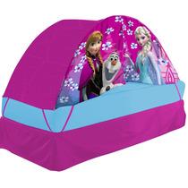 Disney Frozen Tienda De Campaña Para Cama, Con Luz De Contac