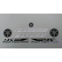 Kit Adesivos Yamaha Fazer Ys 250cc 2012 \\todas As Cores//