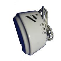 Detector Fuga De Gas Lp Y Natural Alarma Cierra Válvula Gas