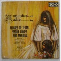 Alegres De Teran-lydia Mendoza 1 Disco Lp Vinilo