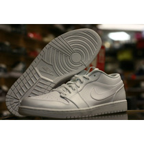 Nike Air Jordan 1 Low Blanco