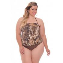 Maiô Biquíni Tam 50 E 54 Plus Size