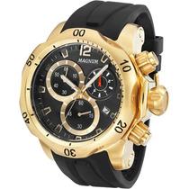 Relógio Magnum Masculino Ma33755u - Original 2 Anos De G.