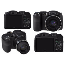 Cámara Fotográfica Fujifilm S2550 Semi Profesional Zoom 18x