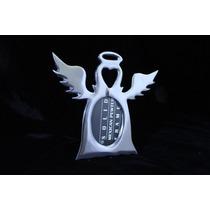 Artesanía Portaretrato De Pewter Angel