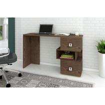 Escrivaninha Mesa Para Computador 6050 Cor Teka