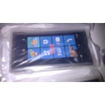 Silicon Semirigido Nokia Lumia 800 + Envio Gratis Mi Mexpos