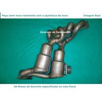 Catalisador Bmw X1 Motor 2.0 4 Cil 2011 Em Diante Semi Novo