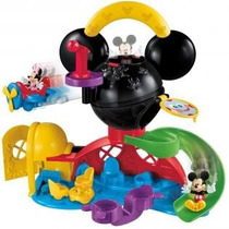 Casa Do Mickey Mouse Clubhouse Mickey Mattel