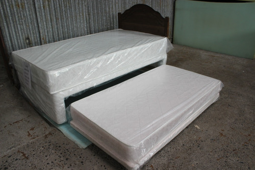 Oportunidad unica cama nido 1 1 2 plaza en for Mercado libre sillon cama 1 plaza