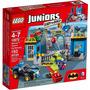 Lego Juniors 10672 Batman Defensa De La Baticueva Mundomania