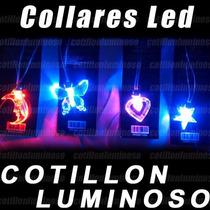 10 Collares Colgantes Luminosos Led