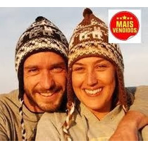 2 Gorro Andino Peruano Coya Chullo Chaves Toucas Boliviano