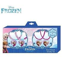Disney Collar Congelados Y Pulseras Mejores Amigos Joyería S