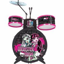 Bateria Infantil Monster High Infantil Fun Unidade