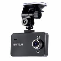 Câmera Filmadora Hd Veicular Automotiva 1080p Visão Noturna
