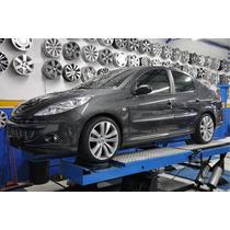 Suspensão Ar +suporte Trazeiro 480 Peugeot 206/207
