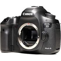 Câmera Canon Eos 5d Mark Iii Mkiii Corpo Completa M.platinum
