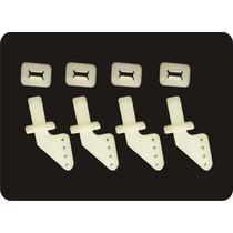 Conjunto De 4 Horns Auto-travantes Para Aeromodelo Elétrico.
