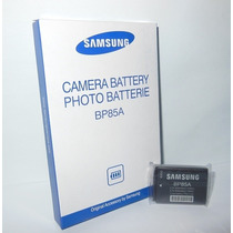 Bateria Samsung Bp85a Original St200 Pl210 Sh100 Wb210