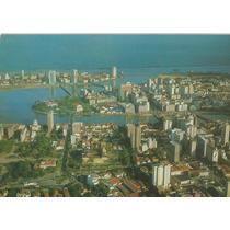 Rec-22391 - Postal Recife, P E - Vista Aérea Panoramica
