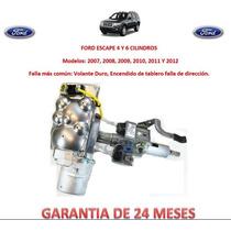 Columna Dirección Electro Asistida P/caja Ford Escape 2012