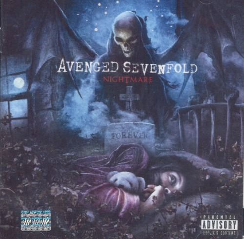 cd completo avenged sevenfold nightmare