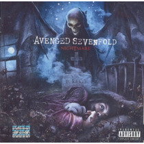 Avenged Sevenfold / Nightmare / Disco Cd Con 11 Canciones