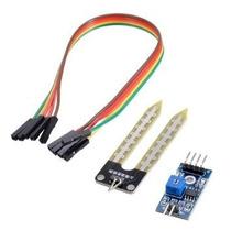 Sensor De Umidade Do Solo Módulo Arduino Pic