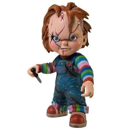 Action Figure Bonec Chucky Stylized Roto Brinquedo Assassino - R  139 edc7e4209bd