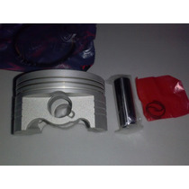 Pistão Kit C/ Anéis Honda Cg150 Titan Vini 3mm (competição)