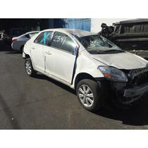 Desarmo Toyota Yaris Por Partes Mod 2012