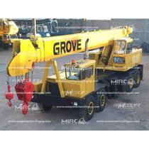 Grúa Grove Tm550 R E M A T E