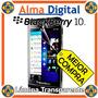 Lamina Protector Pantalla Transparente Blackberry Z10 Bb